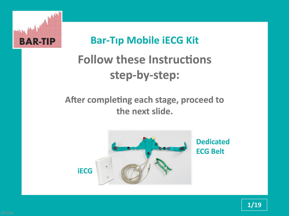 iECG Mobile Kit_How to use_English-1
