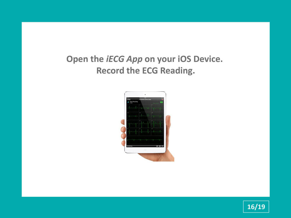 iECG Mobile Kit_How to use_English-16